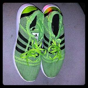 Addias running shoes